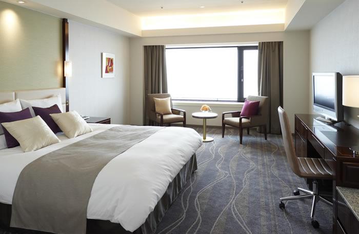 Authentic Floor Stay At Hotel Okura Kobe While In Kobe